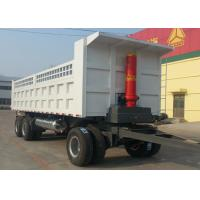 Wholesale Trailer Dump Truck 3 Axles 60Tons 11m for Mining and Construction business from china suppliers