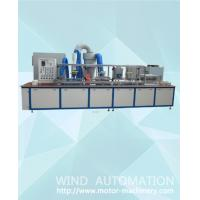 Wholesale Automatic Armature rotor stacks electrostatic Powder coating machine AKZO NOBEL resin insulation from china suppliers