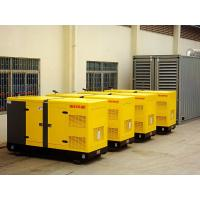 Wholesale 80kw/100Kva soundproof type diesel generator from china suppliers