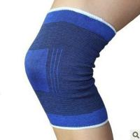 Wholesale Knee Support Brace Leg Arthritis Injury Gym Sleeve Elasticated Bandage Pad 2pcs/pair prtective kneepad from china suppliers