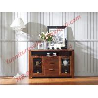 Wholesale Solid Wooden Dining Side Cabinet in Buffets & Sideboards from china suppliers