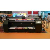 Wholesale Automatic Fabric Plotter Multicolor with 2 Epson DX7 print head from china suppliers