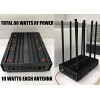 Wholesale GSM WiFi UHF Network Jammer Device from china suppliers
