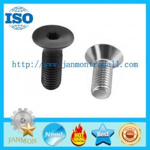 Wholesale High Strength Hexagon Socket Countersunk Screw,Zinc hexagonal socket nut,Black oxide hex socket nut,Steel hex socket nut from china suppliers