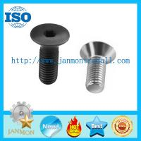 Wholesale High Strength Hexagon Socket Countersunk Screw,Zinc hexagonal socket nut,Black oxide hex socket nut,Steel hex socket nut from china suppliers