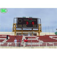 Wholesale High Definition Waterproof P10 Outdoor Led Display Stadium With Scoring System from china suppliers