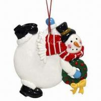 Wholesale Christmas Ornament/Craft, Good Choice for Promotional Gift, Various Designs are Available from china suppliers
