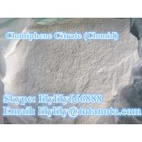 Wholesale Anti Estrogen Steroids Clomiphene Citrate (Clomid) / CAS: 88431-47-4 raw powder from china suppliers