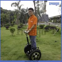 Buy cheap Personal Transporter With Adjustable Handle , Self Balancing Electric Scooter For Adults from wholesalers