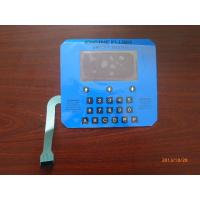 Buy cheap Energy Save Waterproof Membrane Switch Keyboard Customized For Household from wholesalers
