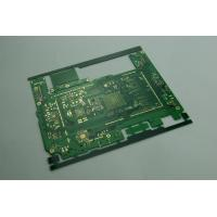 Wholesale Custom Green HAL Printed PCB Board from china suppliers