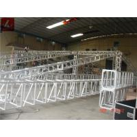 Wholesale Outdoor Events Stage Roof Truss Material 6082 12 - 30m Max Span for Hanging Lamps from china suppliers