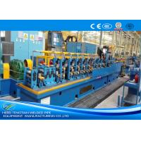 Wholesale High Precision Steel Tube Mill Production Line Worm Gearing Friction Saw from china suppliers