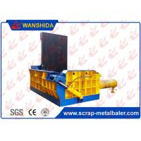 Wholesale Waste Steel Metal Baler Press Machine / Scrap Metal Processing Equipment from china suppliers