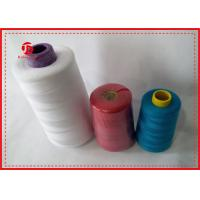 Wholesale 100% Polyester High Tenacity Sewing Thread 40/2 Polyester Spun Yarn For Dyeing from china suppliers