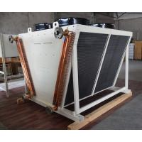 Wholesale V-Bank Dry Cooler Air Condenser for data center office building from china suppliers