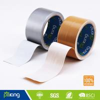 Buy cheap Low Price Strong Adhesion Cloth Duct Tape for Carton Sealing with High Quality from wholesalers