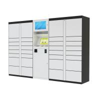 Wholesale University College Parcel Delivery Lockers Automated Logistic with Different Size Color from china suppliers