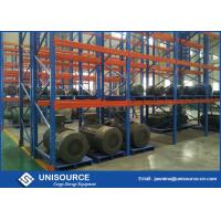 Quality 4t Per Layer Adjustable Heavy Duty Storage Shelves For Garage / Industrial Use for sale