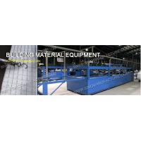 Wholesale Steel Wire Mesh Frame Sandwich Panel Production Line from china suppliers