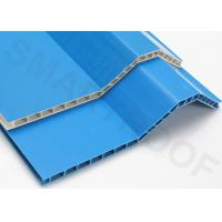 Wholesale 10MM Thickness ASA Plastic Roofing With Hollow Style , Durable Form from china suppliers