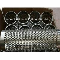 Wholesale Custom Seamless Perforated Steel Pipe Of Precise Rolling / High Resistant from china suppliers