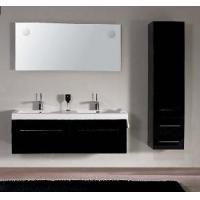 Wholesale Particle Board with Melamine Veneer Bathroom Cabinet  (PB-192) from china suppliers