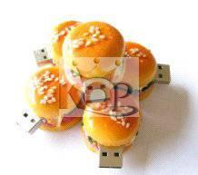 Buy cheap Hamburg USB,Bread USB,Food USB Flash Drive from wholesalers