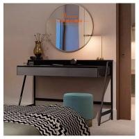 Wholesale Simple Dressing Tables With Mirror Glass Door / Wardrobe Hotel Furniture Set from china suppliers
