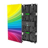 Wholesale P4.81 Indoor Die casting Cabinet full-color Rental LED Display For Stage Performance from china suppliers