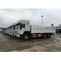 Wholesale Commercial Cargo Vans 25 - 30 Tons LHD / RHD Euro 2 266 - 371HP Lorry Vehicle from china suppliers