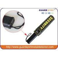 Wholesale Guard Spirit Body Handheld Wand Scanner For Courthouses Government Buildings from china suppliers