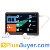 Wholesale The Bomb - 4.3 Inch Touchscreen MP6 Player with FM Radio - 8GB from china suppliers