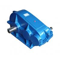 Wholesale High Torque Motor Cylindrical Gear Reducer Solf Gear Face Gearbox ZQ Series from china suppliers
