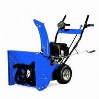 Wholesale Snow Blower, 6.5HP Gasoline Engine, 196cc Displacement, 56cm Working Width, 11m Throwing Distance from china suppliers