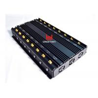 Wholesale 16 Antennas Adjustable Cell Phone Signal Jammer Blocker VHF UHF Wireless Signal Jammer from china suppliers