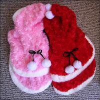 Wholesale Lovely Pink, Red Christmas Dog Winter Coats Gown for Fox Terrier, Beagle from china suppliers