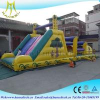 Wholesale Hansel unique playground equipment,obstacle sport game indoor and outdoor from china suppliers