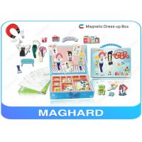 Wholesale Design Your Own Magnetic Dress Up Toys Puzzles for Children Early Education from china suppliers