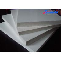 Wholesale Non - Toxic Printable PVC White Foam Board with 800N Screw Holding Strength from china suppliers