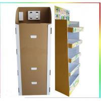 Wholesale Slatwall Display Wood Display Stands Melamine For Showing Toys from china suppliers