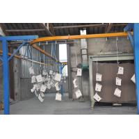 Wholesale Control Box Automatic Powder Coating Line Tunnel Oven and Immersion Tank from china suppliers