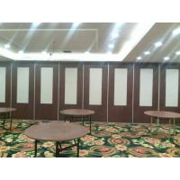 Wholesale Modern Movable Operable Wooden Partition Wall for Banquet Hall OEM from china suppliers