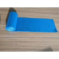 China Disposable Or Recycled Plastic Garbage Bags On Roll Custom Printed Non Toxic on sale