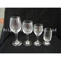 Wholesale freezer drinking glass cups, wine goblet glass from china suppliers