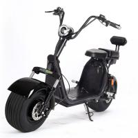 Buy cheap EcoRider E5-7 Big Wheels Citycoco Scooter 50km/h Electric Motorcycle 1000w Seev Citycoco from wholesalers