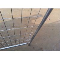 Wholesale Anti Aging Portable Interlocking Fence Panels Temporary Fence Panels For Rent from china suppliers