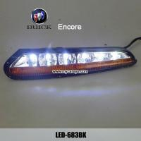 Wholesale Buick Encore DRL LED Daytime Light aftermarket auto front lights LED from china suppliers