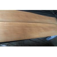 Wholesale 0.45 mm Sapelli Quarter Cut Veneer With Vivid Straight Line Grain from china suppliers
