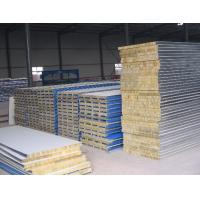 Buy cheap EPS Insulated Panels,EPS SANDWICH PANEL, sandwich wall panel, sandwich roof panel, metal insulation roof panel from wholesalers